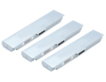 Sony Battery for Sony PCGA-BP2T (3-Pack) Replacement Battery