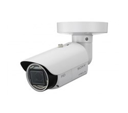 Fixed Security Camera sony network fhd bullet camera snc eb632r