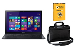 Sony SVF15212CXB-Bundle-Norton Sony 15.3inch Laptop Bundle