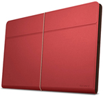 Sony SGPCV5-Red Leather Cover for Xperia Tablet Z