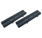Replacement Battery for Sony PCGA-BP2S (2-Pack)