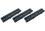 Sony Battery for Sony PCGA-BP2S (3-Pack) Replacement Battery