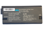 Sony Battery for Sony VGP-BP2EA (Single Pack) Replacement Battery