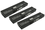 Sony Battery for Sony PCGA-BP2V (3-Pack) Replacement Battery